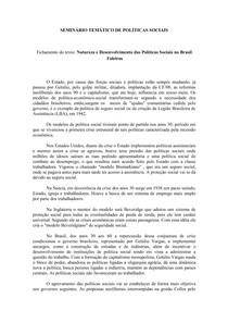 SEMINÁRIO TEMÁTICO DE POLÍTICAS SOCIAIS 02