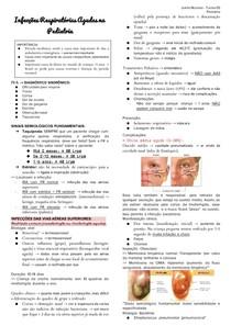 Infecções Respiratórias Agudas na Pediatria