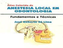 ANESTESIA LOCAL EM ODONTOLOGIA