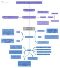 Mapa mental - Negocio Juridico