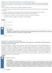 avaliação Planejamento Estrategico, Produção de Textos e Comunicação Empresarial 4