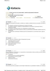 AV3_GESTÃO DA QUALIDADE EM PROJETOS