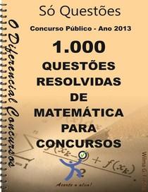1000 Questões de Matemática Resolvidas