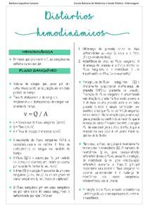 DISTURBIOS HEMODINAMICOS