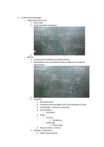 resumo de Fundamentos da ecologia - biologia