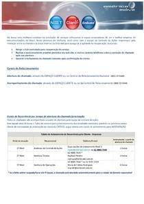 Tabela Recorrencia CA  Vivax
