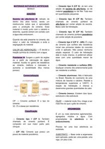 MATERIAIS ART E NAT - Aula 6