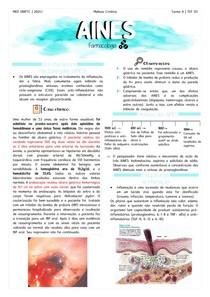 Farmacologia - AINES