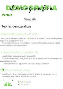 demografia 2 geografia