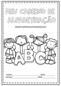 MEU CADERNO DE ALFABETIZAÇÃO - GRUPO MATERIAIS PEDAGÓGICOS (3)