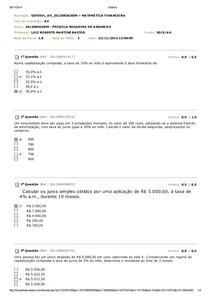 AV Matematica Financeira