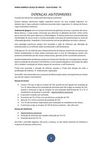 DOENÇAS AUTOIMUNES -03 TRANSCRIÇÃO