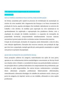 PROVA DE SERVIÇO SOCIAL