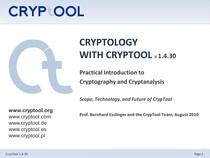 CrypToolPresentation-en