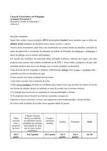 AP2 Gestão 2