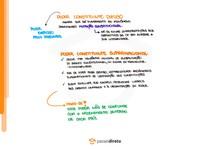 Poderes Constituintes Difuso e Supranacional e graus de retroatividade - Mapa mental (parte 1)