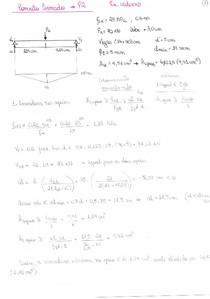 Exercícios resolvidos - Concreto Armado I (Parte 2 de 2)