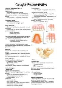 Cirurgia Parendodontica