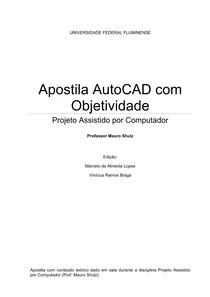 Apostila AutoCAD com Objetividade