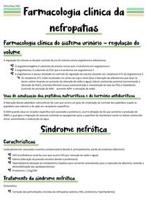 Farmacologia clínica da nefropatias