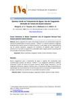 Química Verde no Tratamento de Águas_Uso de Coagulante - Acácia Negra
