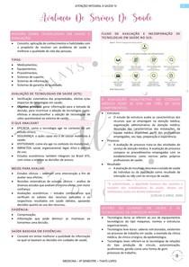 AIS IV - AULA 03 - AVALIAÇÃO DE SERVIÇOS DE SAÚDE (16 09 20)