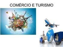 COMÉRCIO E TURISMO ppt
