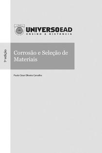 livro   corrosao e selecao de materiais - Universo EAD