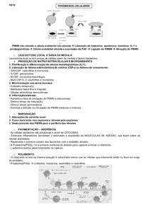 HISTOPATOLOGIA VETERINÁRIA: FENÔMENOS CELULARES DA INFLAMAÇÃO AGUDA, RESPOSTA DE FASE AGUDA (APR), INFLAMAÇÃO CRÔNICA, INFLAMAÇÃO GRANULOMATOSA, HIPERSENSIBILIDADE, REPARAÇÃO TECIDUAL, DISTÚRBIOS DO CRESCI
