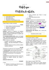 Histologia métodos de estudo (introdução)