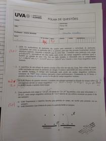 A1 - Física 3 - André Almeida - 2017.1