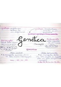 Genética ( introdução)