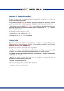 PRINCIPIOS DA ATIVIDADE ECONOMICA E FUNÇÃO SOCIAL