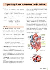 Resumo - Fisiologia SCV