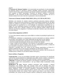 Psicopatologia 2
