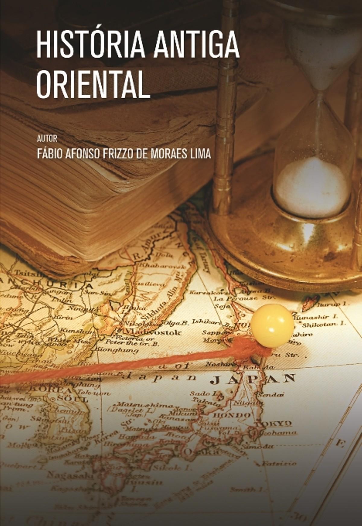 Pre-visualização do material livro didático história antiga oriental autor Fabio Frizzo Lima - página 1