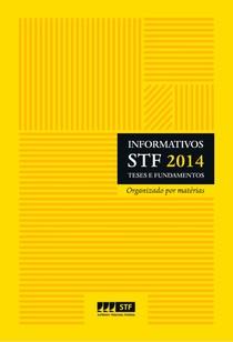 E-book STF Teses e Fundamentos separados por matéria (2014)
