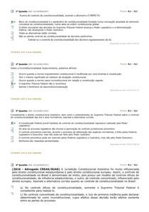 DIREITO CONSTITUCIONAL AVANÇADO - 1