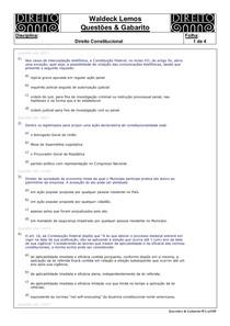 WL-Questões-04-Direito Constitucional-034-PCI