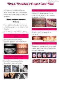 Doenças Hereditárias do Complexo Crânio Facial