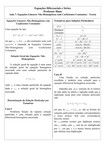 Aula 7 - Equações Lineares Não-Homogêneas com Coeficientes Constantes - Teoria