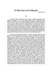 O mal-estar na Civilização - Freud