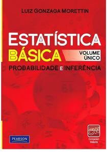 Livro Estatística Básica   Luiz Gonzaga