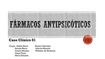 Caso Clínico - Antipsicóticos