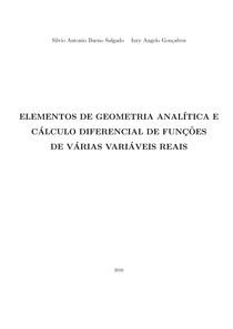 Calculo 2 - Notas de Aula Prof Silvio