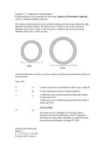 Apol Objetiva  Fundamentos de Matemática  2018