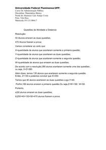 AD1 MATEMATICA BASICA