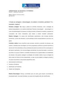 ADMINISTRAÇÃO DE MATERIAIS E PATRIMÔNI 5