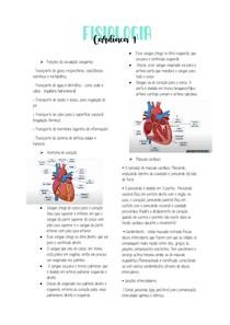 Fisiologia cardíaca 1 - funções da circulação sanguínea, anatomia, sistema elétrico