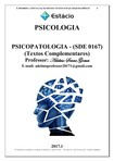 Apostila de psicopatologia 20171